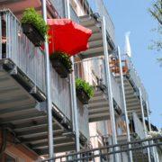 Sichtschutz – Balkon vor fremden Blicken schützen