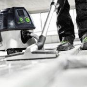 Baustaubsauger -Industriestaubsauger für den anspruchsvollen Einsatz
