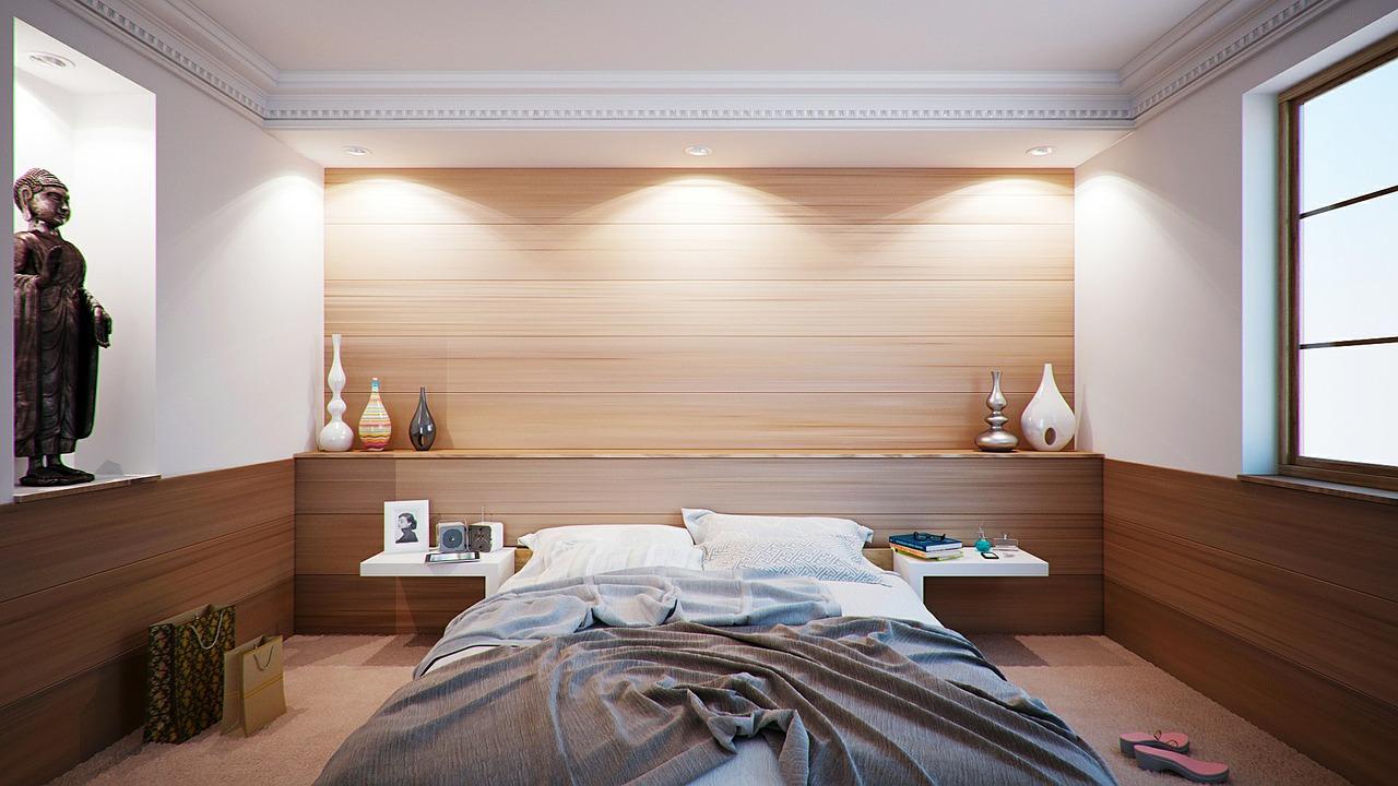 Lichtkonzept: Beleuchtung im Schlafzimmer richtig einsetzen