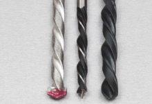 Bohrer für Stahlbeton - Welche Variante brauche ich?