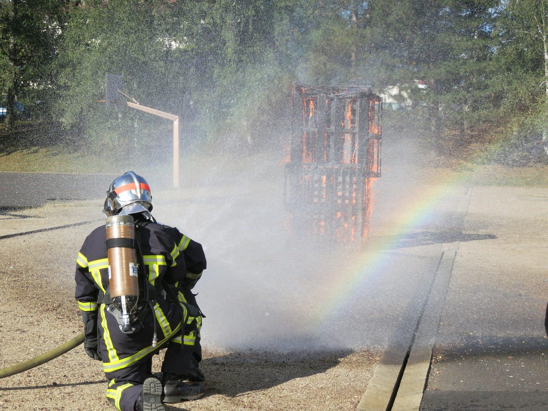 Brandmelder retten Leben
