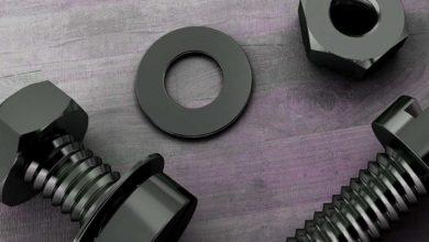 Bild von Distanzhülsen aus Aluminium, Stahl oder Kunststoff