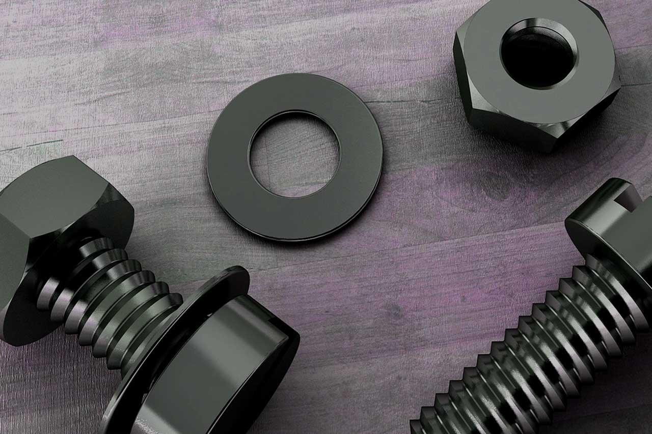 Distanzhülsen aus Aluminium, Stahl oder Kunststoff