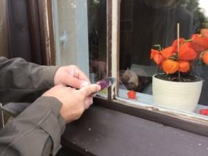 Super Fensterkitt - Verarbeitung und Anleitung QR79