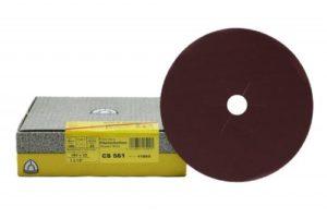 Fiberscheibe Farbe entfernen Feinschliff Korn 120