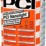 PCI NANOLIGHT auch als Fliesenkleber auf Holz geeignet