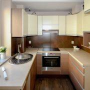 Fliesenspiegel Küche überkleben