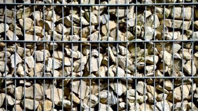 Photo of Gabionen als Sichtschutz verwenden