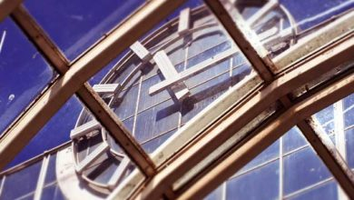 Photo of Glasvordach – freitragend oder mit Seitenteil