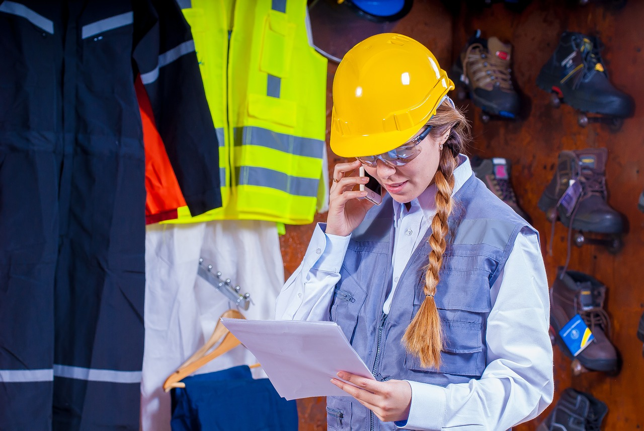 Alles rund um Arbeitskleidung – steuerrechtlicher Anspruch, Sicherheitsvorschriften und Pflege