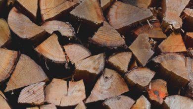 Bild von Holzverbrauch in privaten Haushalten