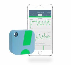 hygrometer mit app