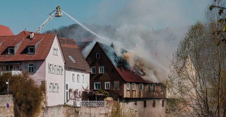 Kaminbrand vorbeugen - So verhindern Sie das schlimmste