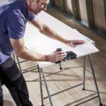3-Fach Kantenhobel für Rigips Feuchtraumplatten