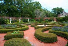 Bild von Baumaßnahmen für einen schönen Garten