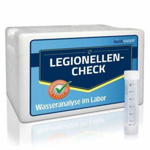 legionellen test trinkwasser