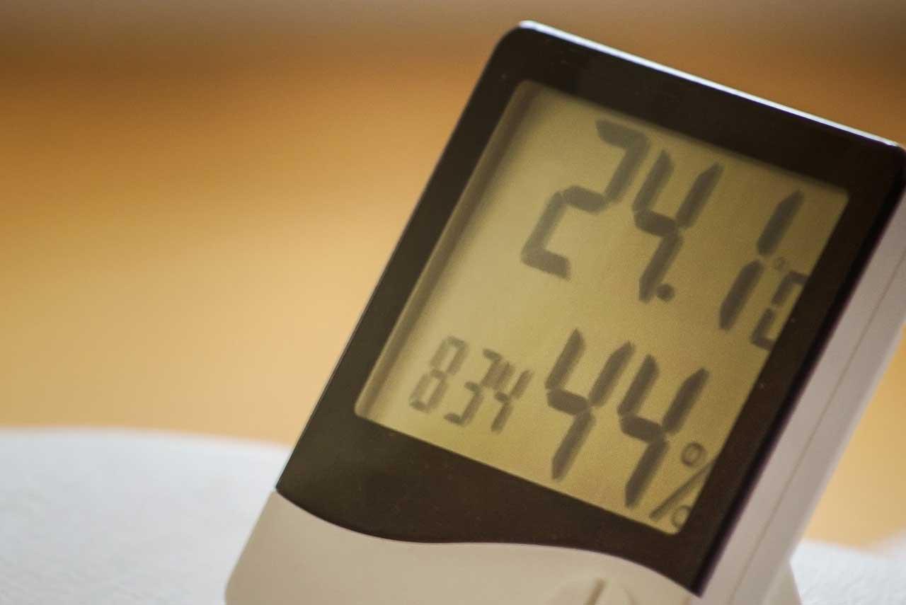 Luftfeuchtigkeitsmesser – Das Hygrometer gegen Schimmel