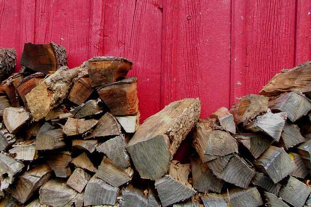 Maximale Lagerzeit von Brennholz - Richtige Lagerung