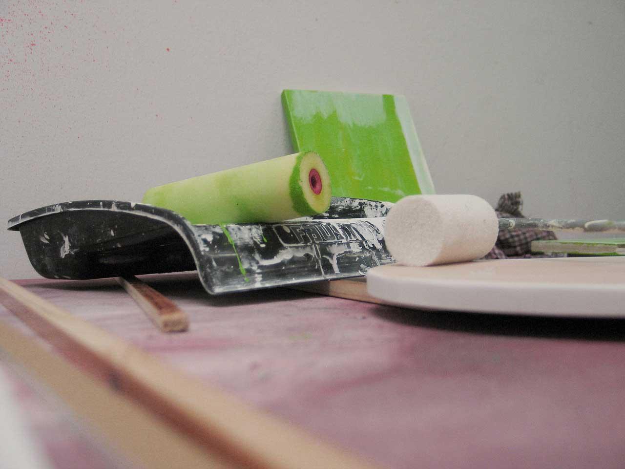 Gut gemocht MDF lackieren - mit Klarlack, Spraydose oder Wandfarbe JF15