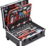 Profi Werkzeugkoffer befüllt