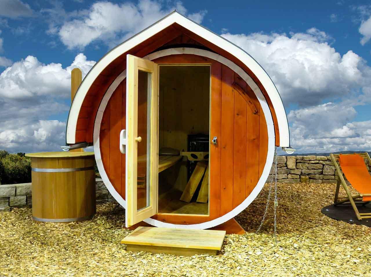 Sauna Fußboden Dämmen ~ Sauna selber bauen tipps zur planung anleitung