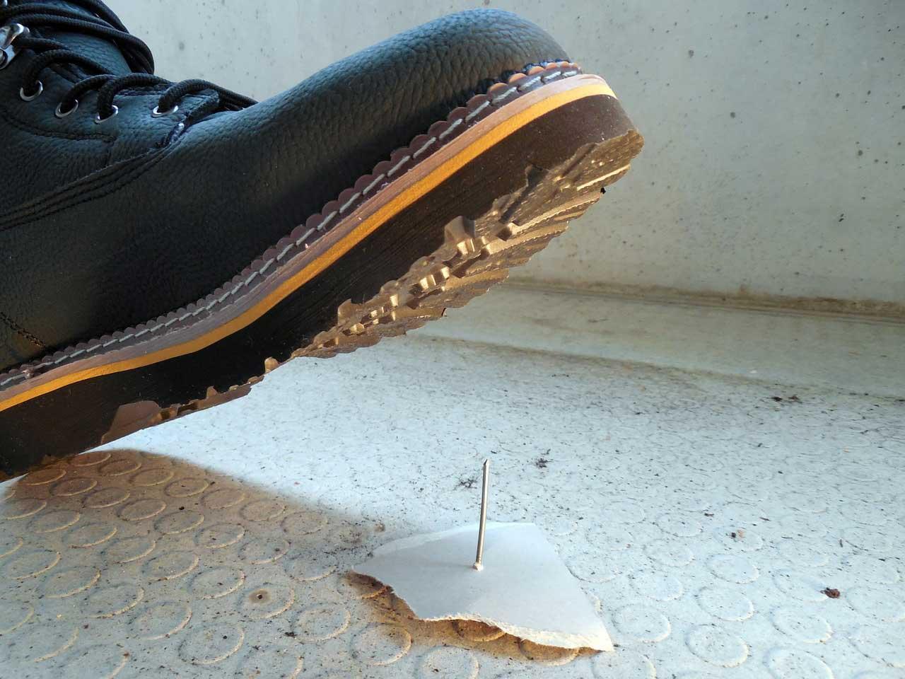 Richtiges Schuhwerk für Hand- und Heimwerker