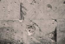 Bild von Kleben auf Beton