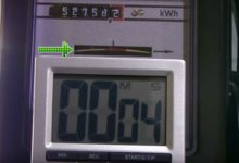 Bild von Video: Stromzähler ausgetrickst