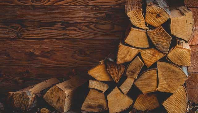 Tipps für den Kaminofen - Die richtige Stapelung von Holz