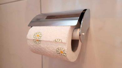 Photo of Toilettenpapierhalter ohne bohren anbringen