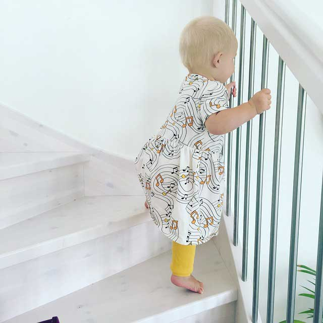 Treppenschutzgitter ohne bohren anbringen