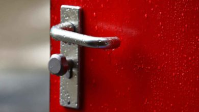 Einbruchschutz Türen