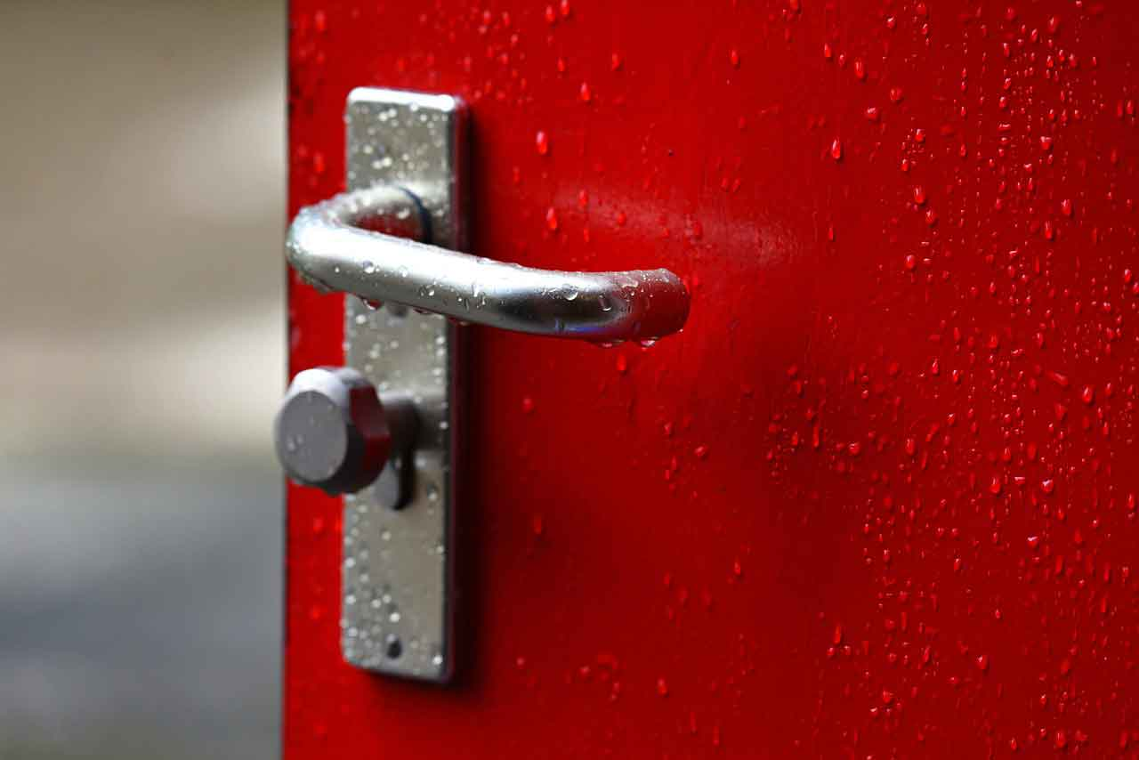 Einbruchschutz Tür Shop