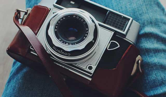 WLAN Kamera - auch alte Kameras lassen sich adaptieren