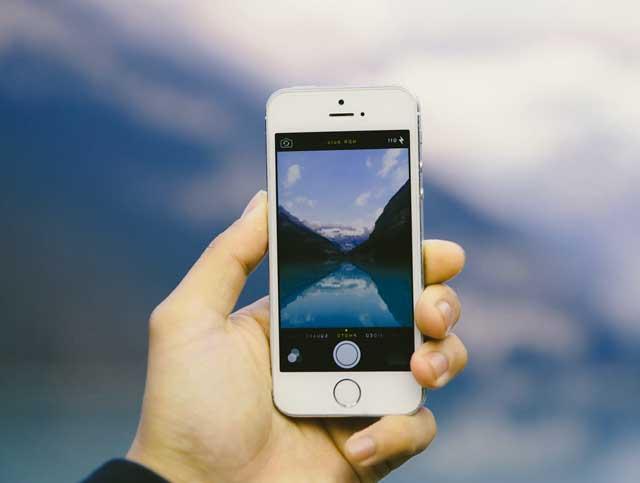 WLAN Kamera - bequeme Steuerung übers Handy