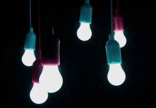 WLAN LED Birne - Beleuchtung auch mit mehreren Birnen gleichzeitig einstellen